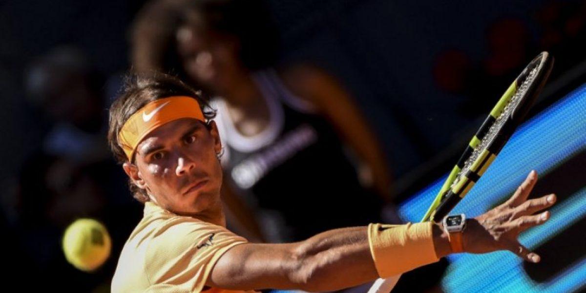 Ganador partido Rafael Nadal vs Andrey Kuznetsov, Másters de Madrid 2016