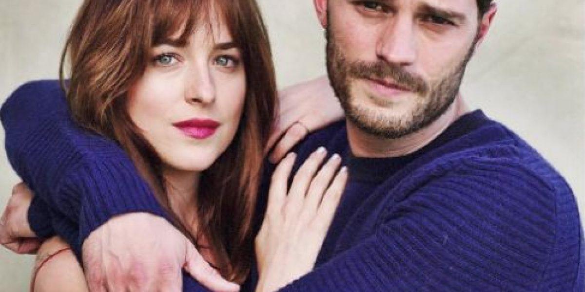 El inesperado regalo de Dakota Johnson a Jamie Dornan durante rodaje de