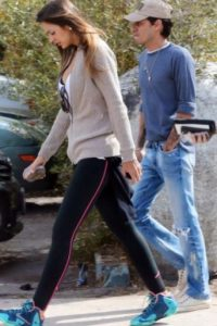 Shannon de Lima y Marc Anthony Foto:Grosby Group