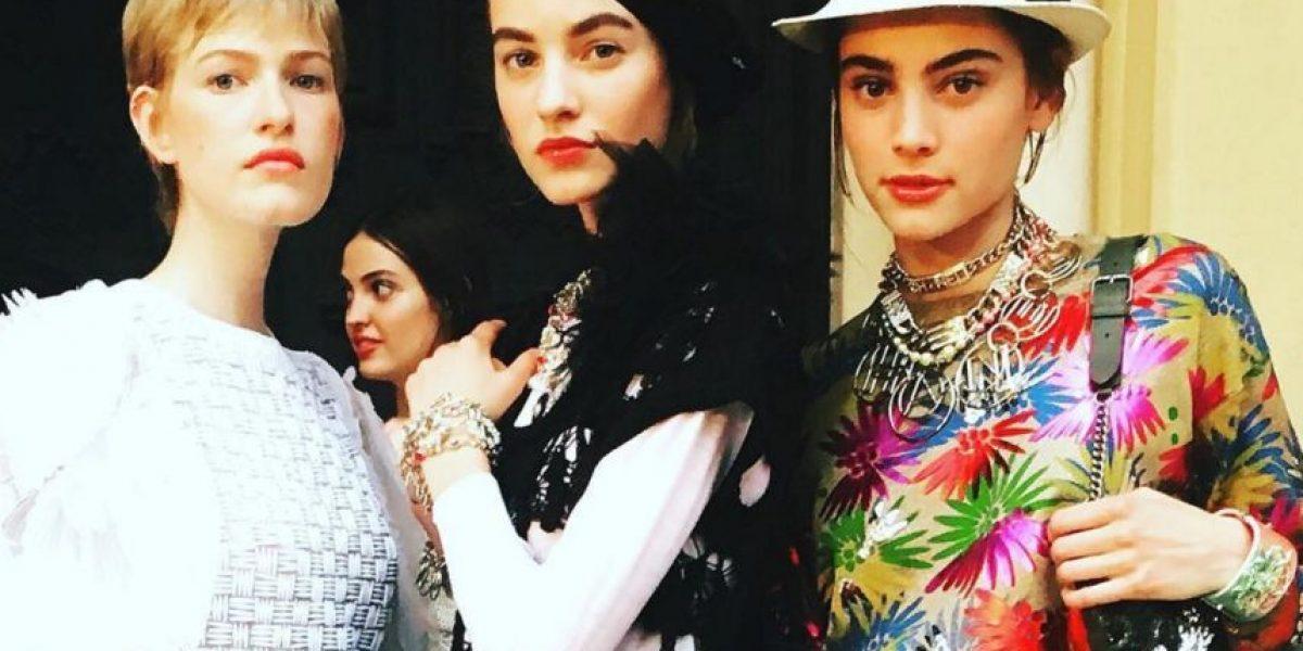 Chanel hace histórico desfile de modas en Cuba