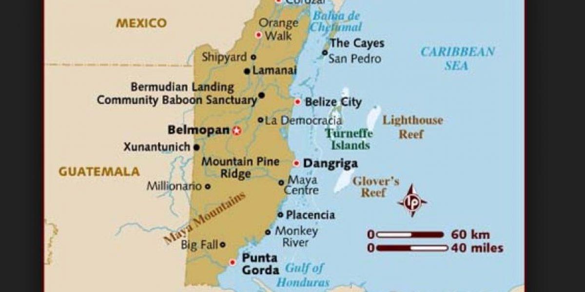 Congreso aprueba punto resolutivo para advertir de los peligros de viajar a Belice