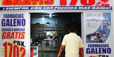SAT interviene a Farmacias Galeno por deuda de Q5 millones