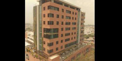 Distrito Miraflores, las oficinas de lujo en plena zona 11