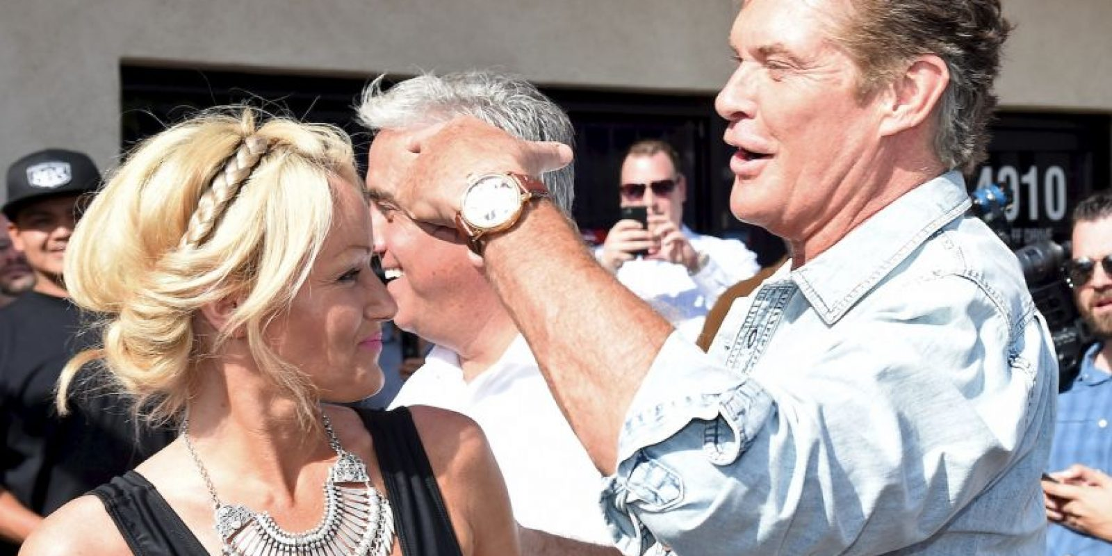Así luce la pareja en público Foto:Getty Images