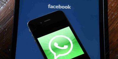 Ni siquiera el mismo WhatsApp. Foto:Getty Images