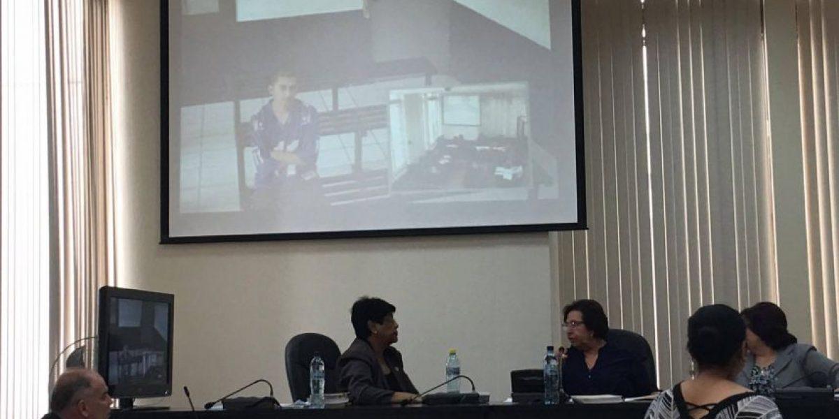 La falta de coordinación impide inicio de juicio donde se utiliza videoconferencia