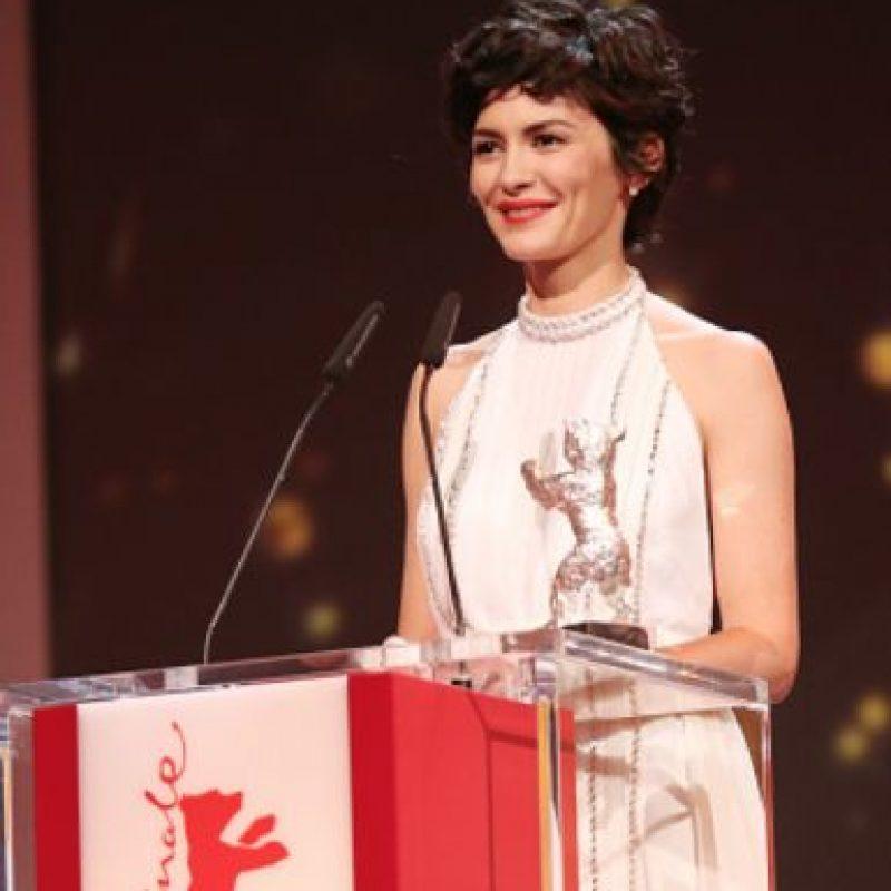 Y también ha sido musa de Chanel. Foto:vía Getty Images