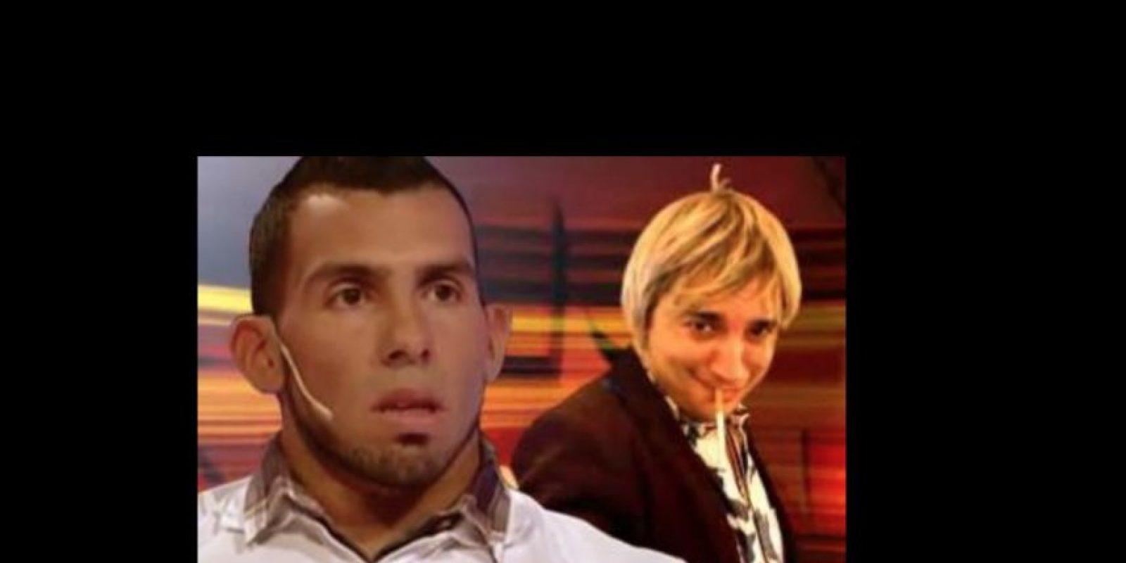 Y con parodias y entrevistas. Foto:vía Facebook/El Bananero
