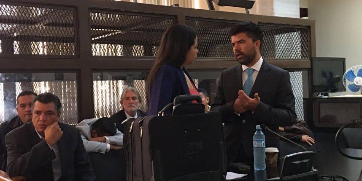 #CasoTCQ La defensa del español Juan José Suárez y Jhonatan Chévez rechazan los cargos