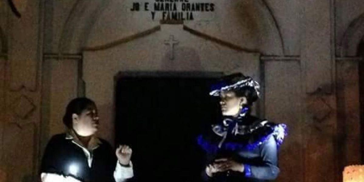 Recorre el Cementerio General de la Ciudad de Guatemala en el Necrotour 2016