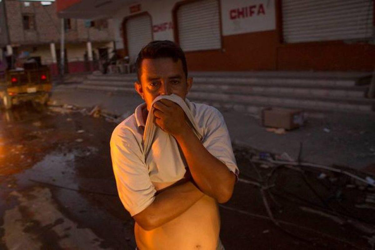 Foto:Luis Echeverría / Conred
