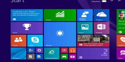 Llegó luego de Windows 8. Foto:Windows 10