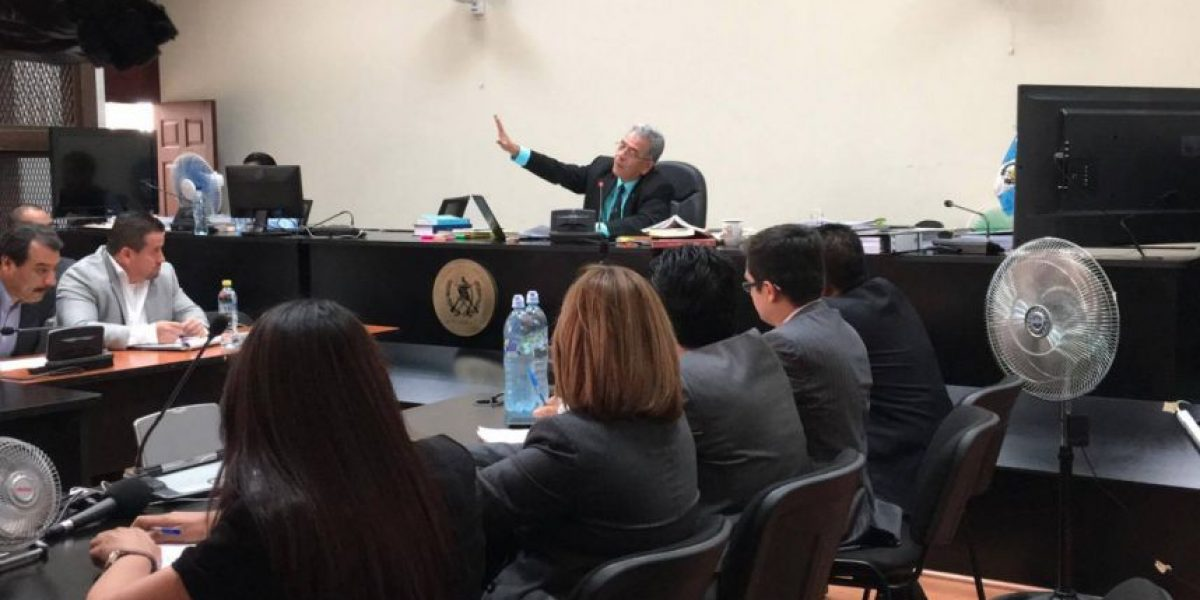 Llegó el turno del juez Gálvez para indicar quiénes serán procesados por el caso TCQ