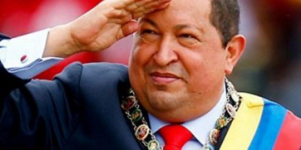 Esta es la primera imagen de la serie colombiana sobre Hugo Chávez