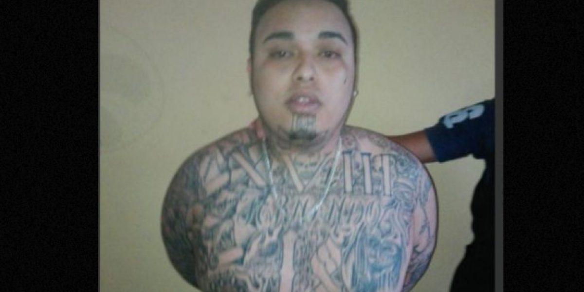 PNC comparte fotos de cómo vivía el jefe del Barrio 18, capturado este viernes