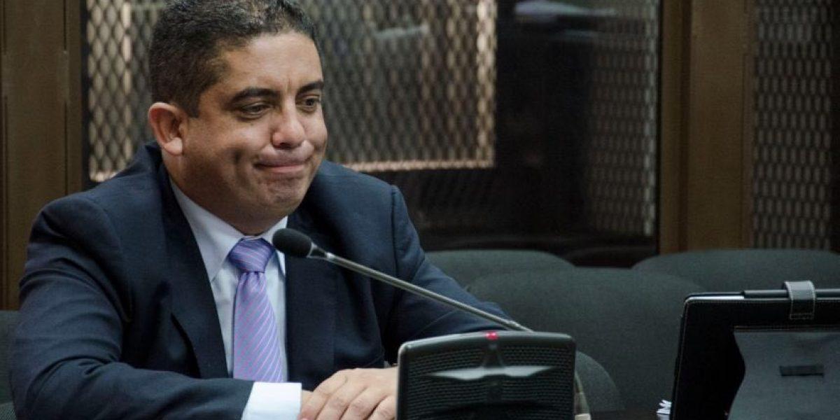 Juan Carlos Monzón declarará en contra de la que fue su jefa, Roxana Baldetti