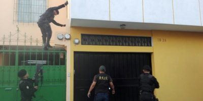 Capturan a líder del Barrio 18 en operativo contra extorsionistas y asesinos de pilotos