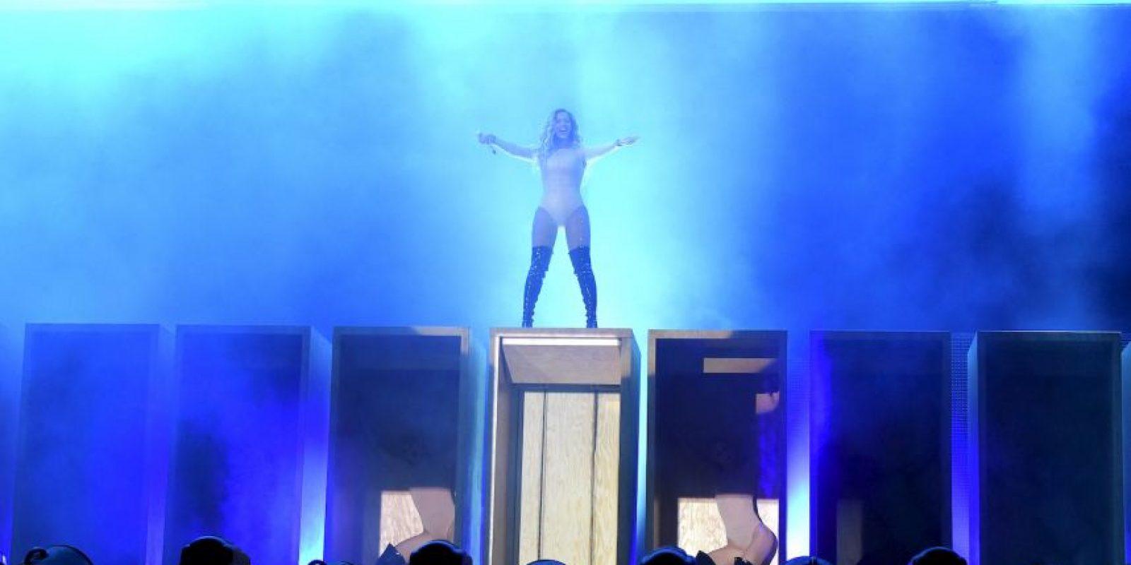 """""""Beyoncé es una gran cantante, pero no es mi estilo"""". Foto:Getty Images"""