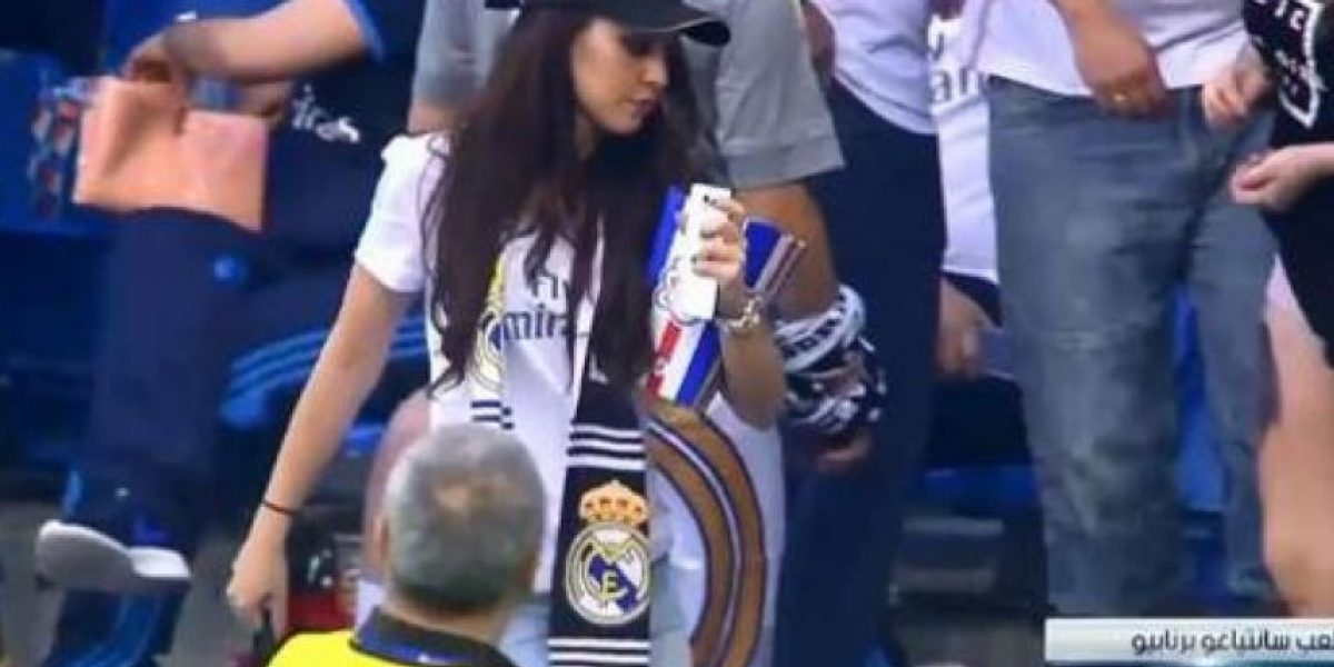 VIDEO. La toma que se volvió viral del partido Real Madrid-Manchester City