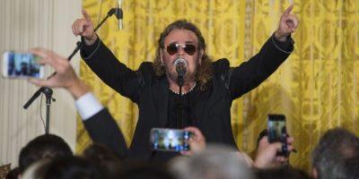 Maná sacudió a la Casa Blanca en concierto histórico homenaje a inmigrantes hispanos