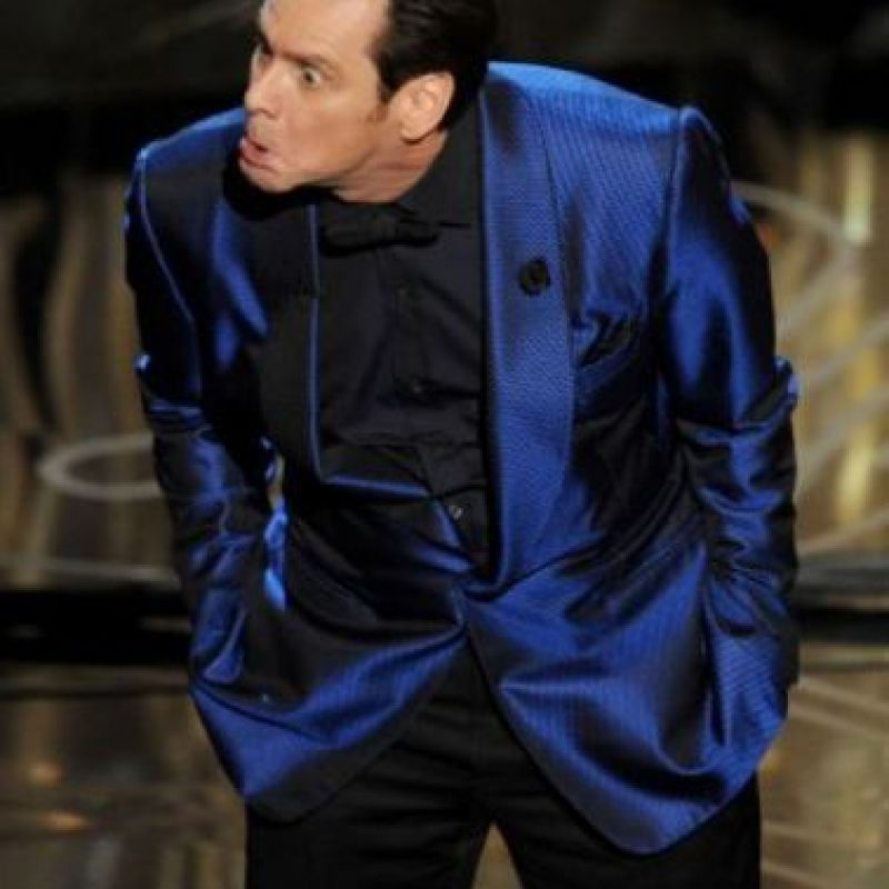 Jim Carrey fue diagnosticado con trastorno bipolar depresivo. Foto:Getty Images