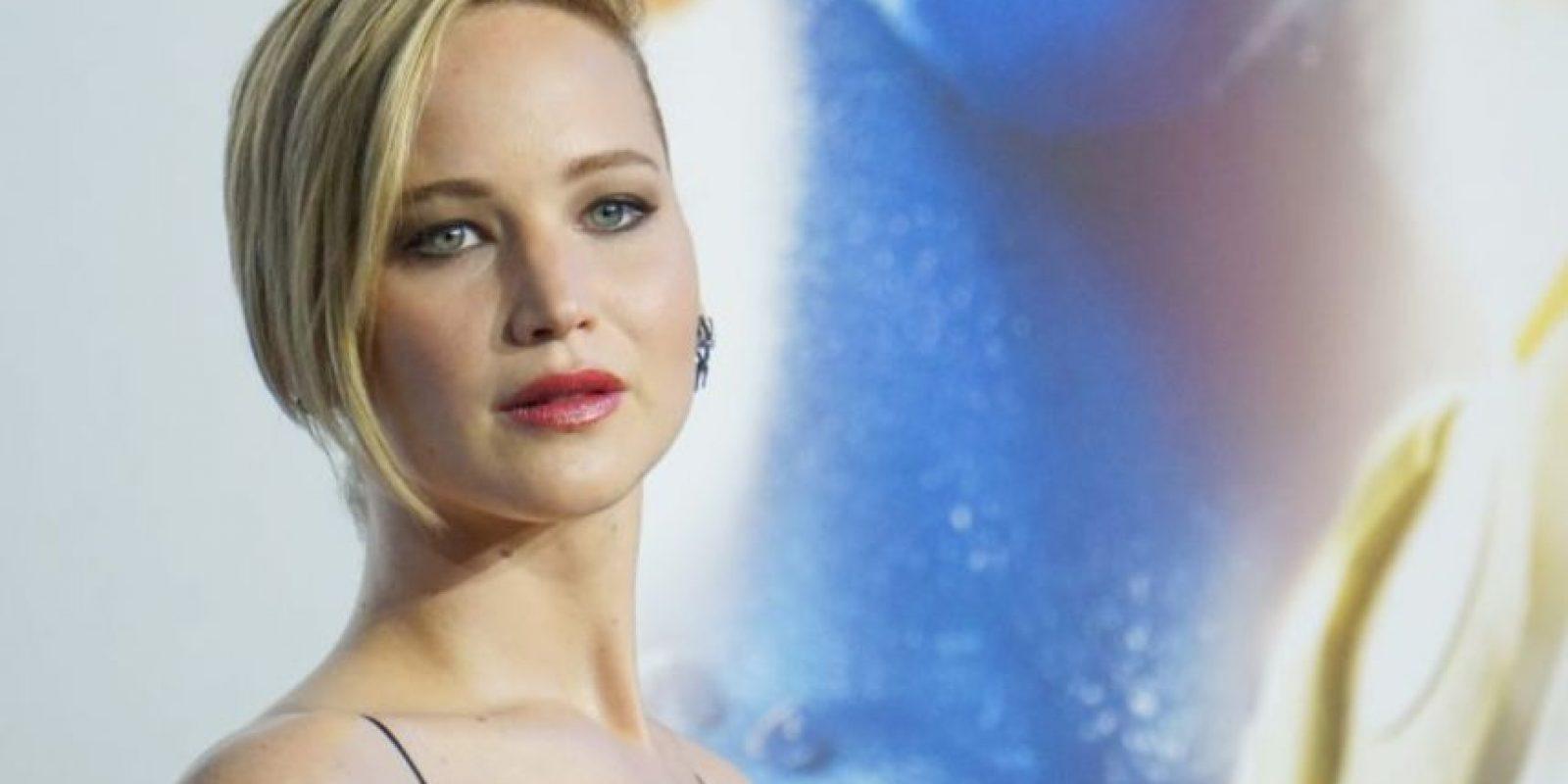 A Jennifer Lawrence le diagnosticaron déficit de atención. Foto:Getty Images