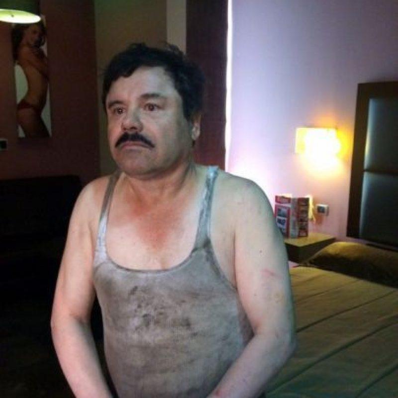 """5.- Tras la muerte del terrorista Osama Bin Laden, """"El Chapo"""" Guzman se convirtió en el hombre más buscado por Estados Unidos. Foto:AFP"""
