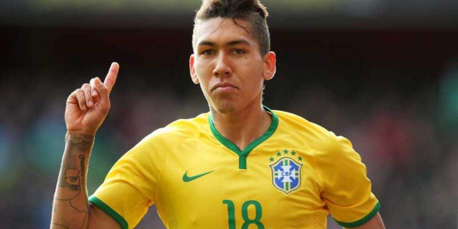 Brasil: Roberto Firmino Foto: Getty Images