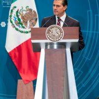Enrique Peña Nieto, presidente de México. Foto:Facebook.com/EnriquePN
