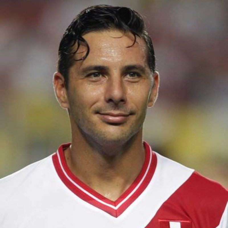 Perú: Claudio Pizarro Foto: Getty Images