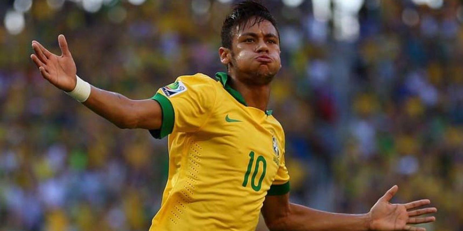 Brasil: Neymar Foto:Getty Images
