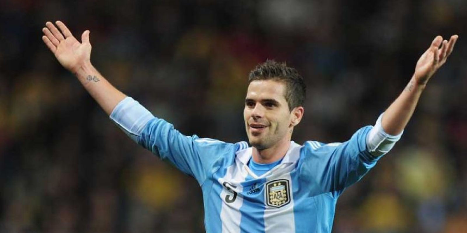 Argentina: Fernando Gago Foto: Getty Images