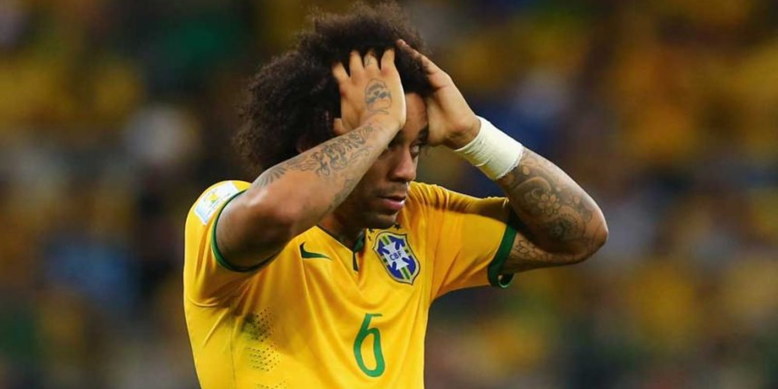 Brasil: Marcelo Foto: Getty Images