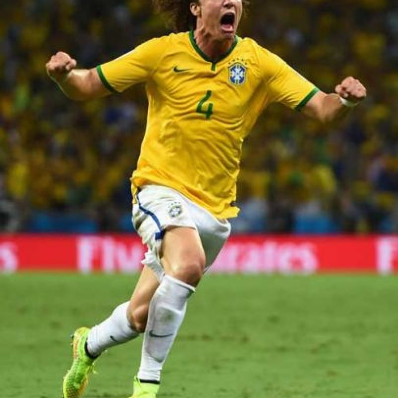 Brasil: David Luiz Foto: Getty Images