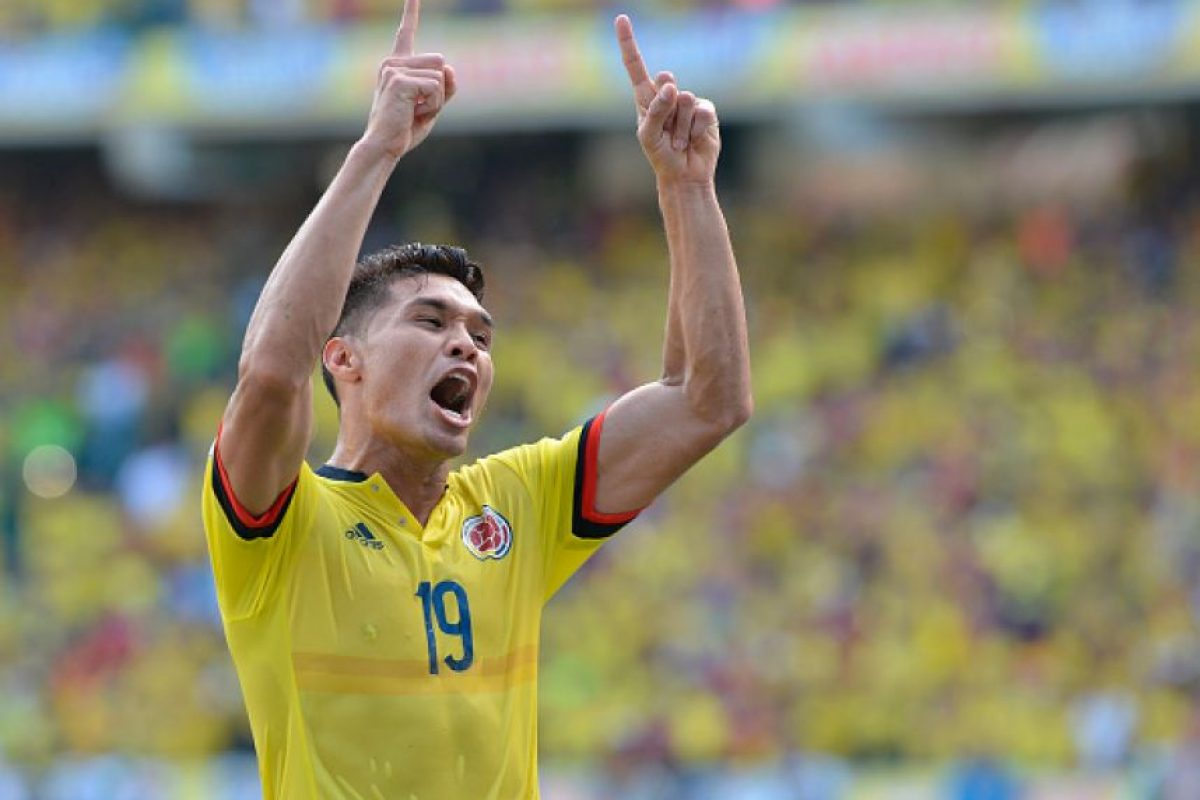 Colombia: Teófilo Gutiérrez Foto: Getty Images