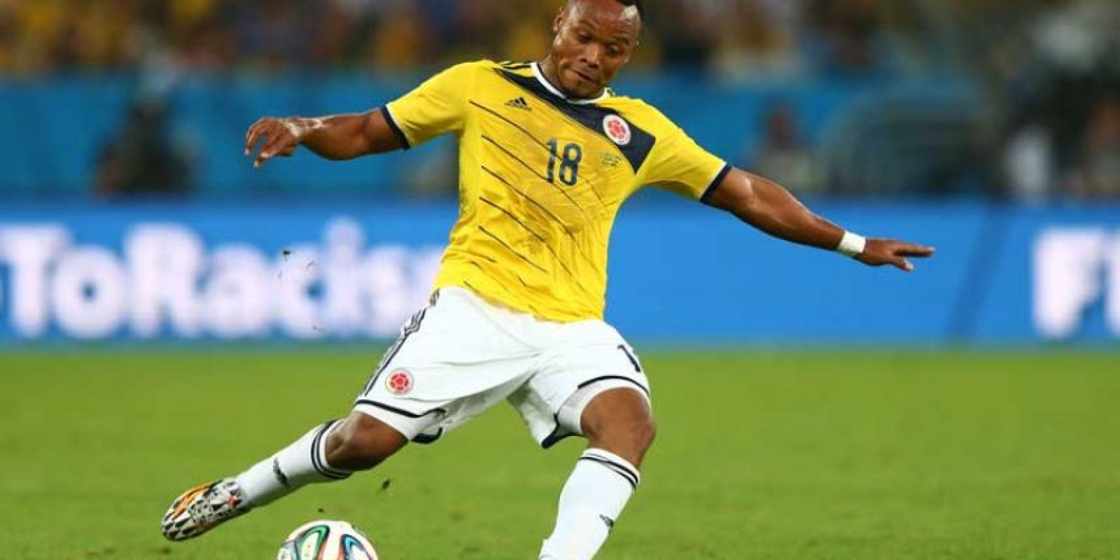 Colombia: Camilo Zúñiga Foto: Getty Images