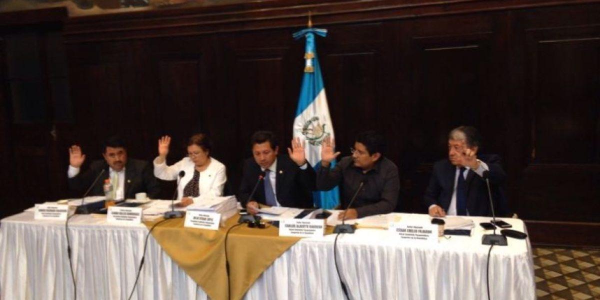 Comisión pesquisidora recomienda quitar inmunidad al magistrado de la CSJ Douglas Charchal