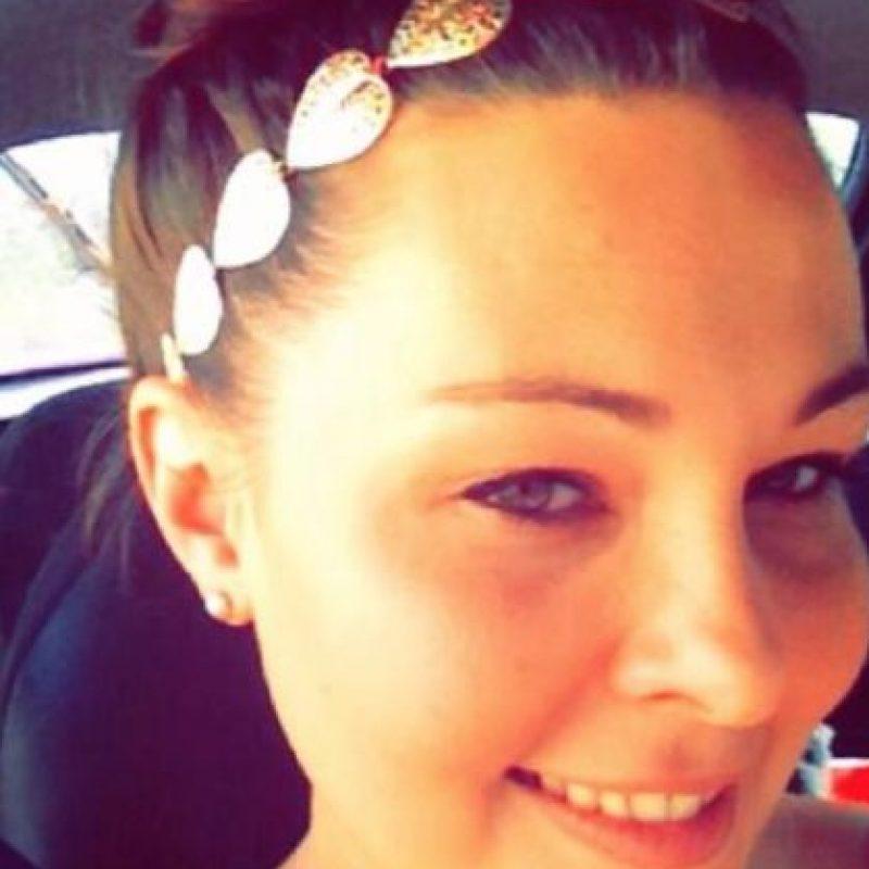 Gilchrist fue recluida al Hospital Princess Alexandra en Australia por una infección por estafilococo en su columna vertebral. Foto:vía Facebook