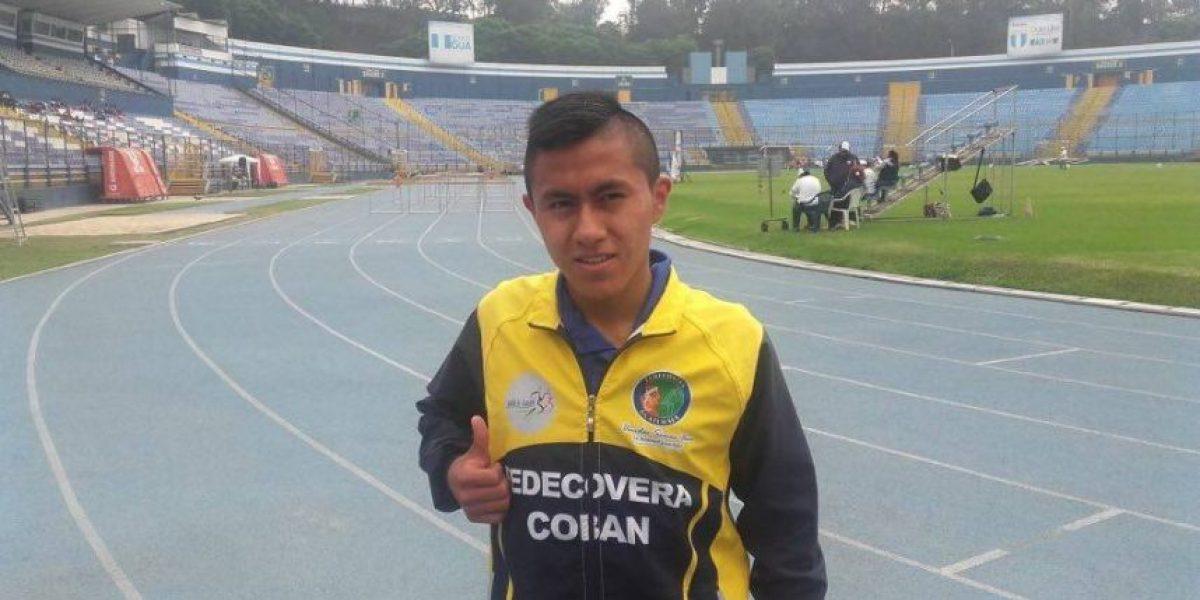Atleta guatemalteco gana plaza para Mundial de Polonia