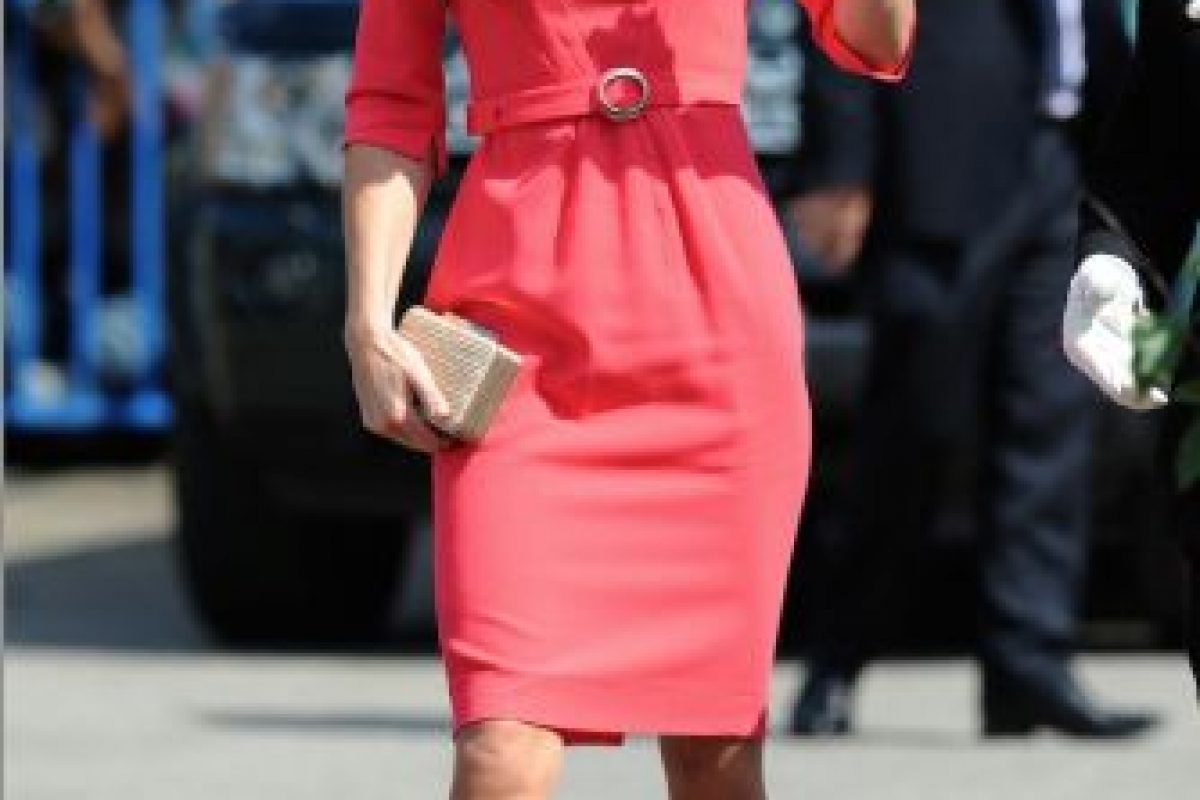 Antes del embarazo Foto:Getty Images