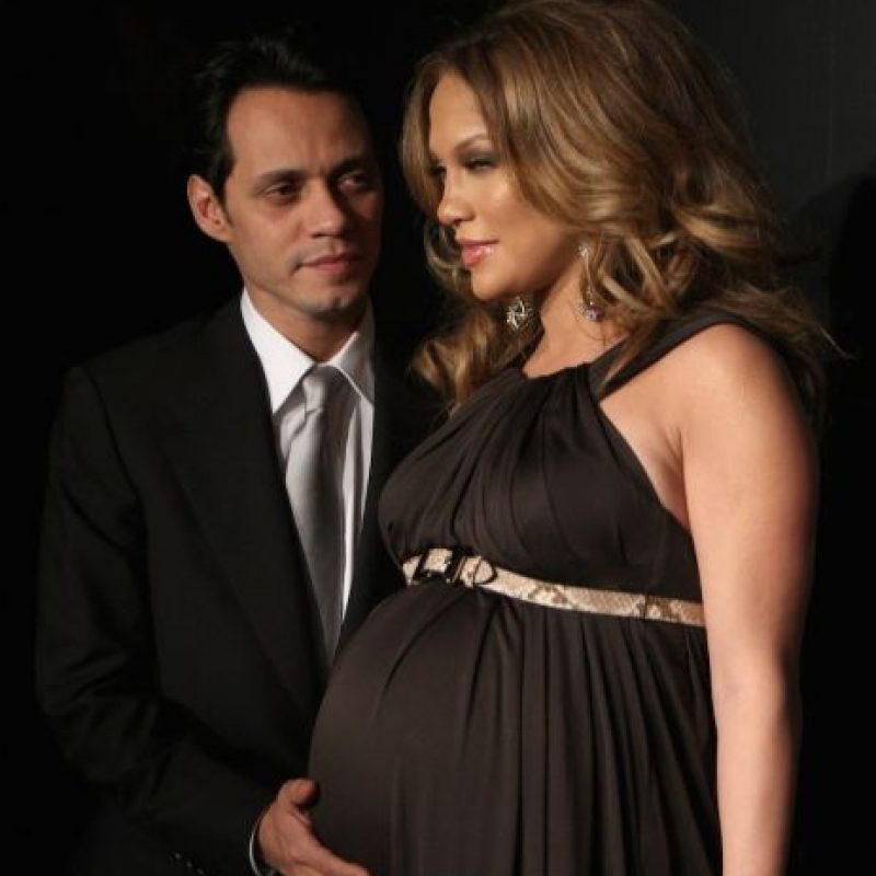 Durante el embarazo Foto:Getty Images