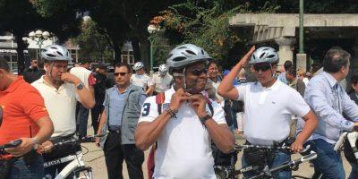 Embajador de EE.UU señala que declaraciones de Otto Pérez solo distraen a la población