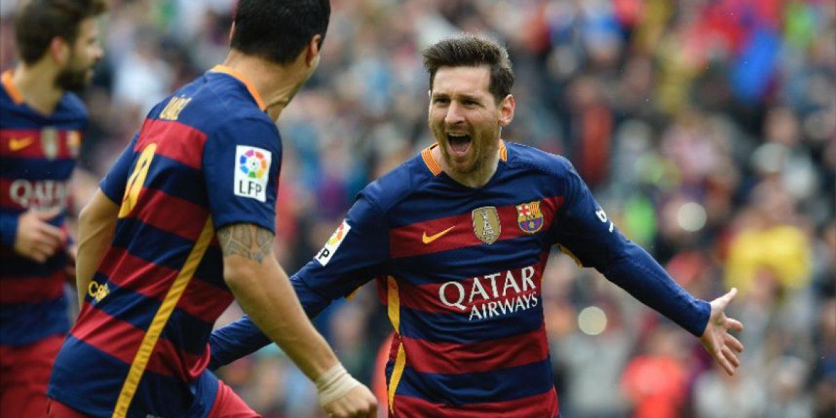 Atlético pincha y Barcelona y Real Madrid irán por el título