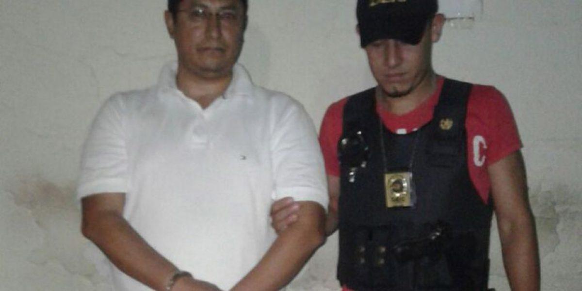 DEIC captura a testaferro de Juan Carlos Monzón