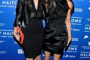 Rumer Willis y Demi Moore Foto: Getty Images
