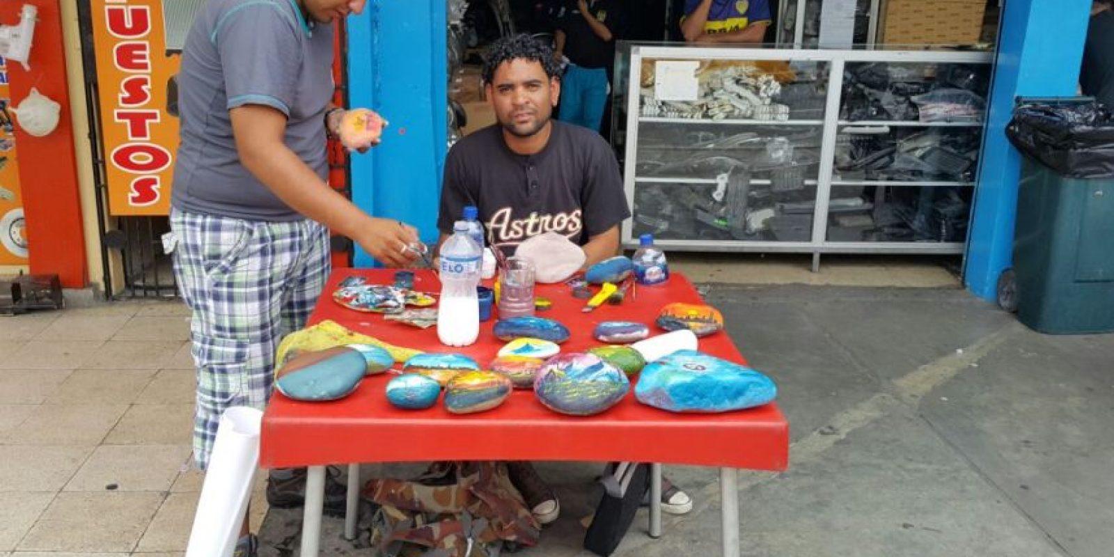 Luis Chávez y Carlos Andrade Foto:Vía Facebook/UnapiedraparaunhermanoOficial/