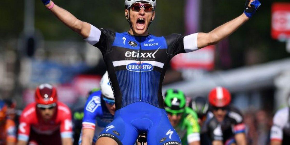 Marcel Kittel gana la segunda etapa del Giro de Italia