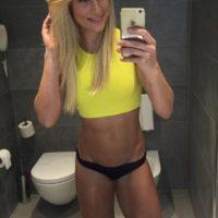 Su nombre es Adrienne Koleszár y es de Alemania. Foto:Vía Instagram/@adrienne_koleszar