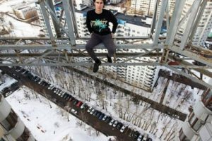Él no es el único apasionado, pero si uno de los más conocidos. Foto:instagram.com/kirill_oreshkin_official/
