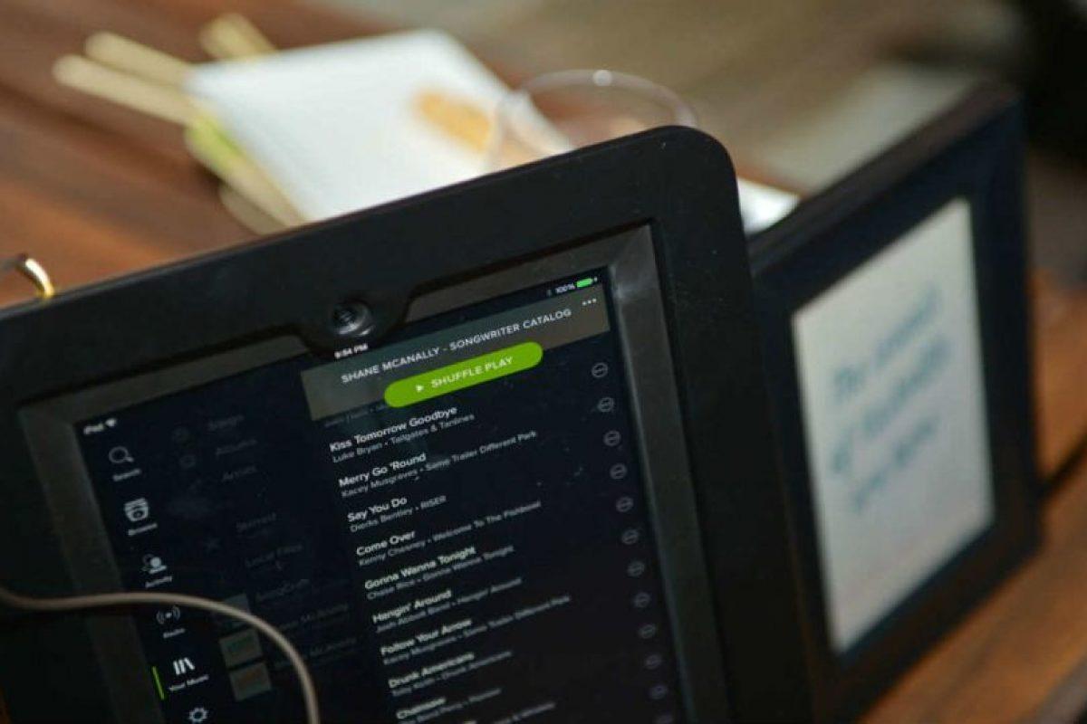 Spotify no detiene su crecimiento. Foto:Getty Images